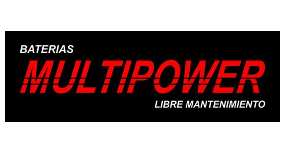 Baterías para autos Baterias Multipower
