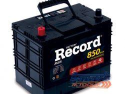 BATERÍA RECORD PLUS RC80