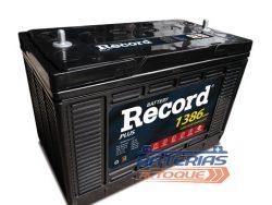 BATERÍA RECORD PLUS RT125T