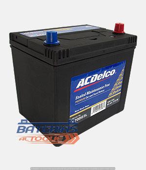 BATERIA AC DELCO S70D23L