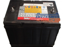 BATERIA DELKOR 31-900T