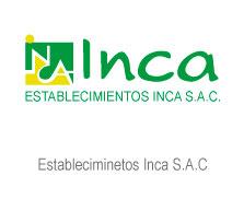 Estableciminetos Inca s.a.c