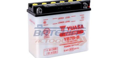 BATERIA YUASA YB7B-B