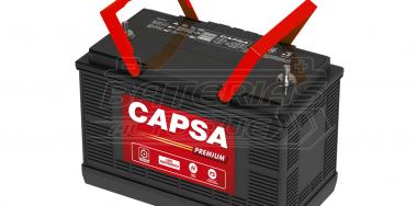 Batería para auto CAPSA 1931T