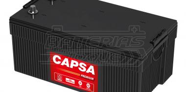 Batería para auto CAPSA 8DI 2600 (288DI)